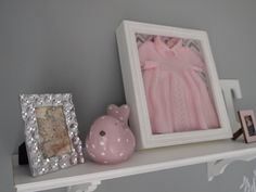 Girly Gray/Pink Chevron | Project Nursery