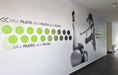 Interior  #sport #pilates #design