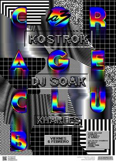 We come back with #CORAGECLUB 5 en #La3 #valencia Feb 5th. @kostrokworld #djsoak @coragerecs