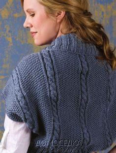 Вязаный шраг от Lorna Miser выполнен спицами из шерстяной пряжи с добавлением кашемира.