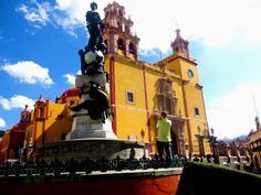 Guanajuato, GTO. por Marissa Hoffman.
