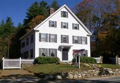 An historic inn, in the heart of a classic New England Village
