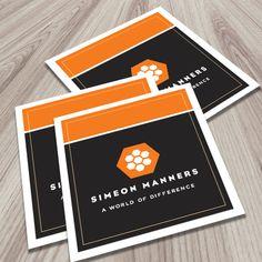 Simeon Manners Standard Vinyl Stickers Size 55x50mm  #ozstickerprinting #standardvinylstickers #vinylstickers #vinylprinting #outdoorstickers #austickers #stickerau #stickerprinting #sydneystickers
