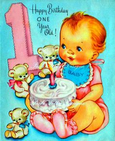 1378 best greetings from years gone by images on pinterest in 2018 happy birthday 1 year happy birthday vintage kids birthday cards happy birthday greetings m4hsunfo