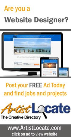 Creative Jobs, Free Ads, Programming, Musicians, Acting, How To Make Money, Singing, Website, Projects
