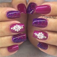 ✨#gelnails #glittergel #glitterombre #MargaritasNailz #nails #fashionnails #nailgame #nailcouture #nailfashion #allprettynails #cutenails #naildesign #nailedit #nailpromagazine