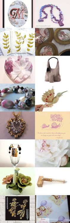 Dream by Marianne on Etsy--Pinned+with+TreasuryPin.com