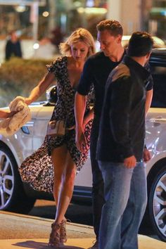 Taylor and Tom in Aussie