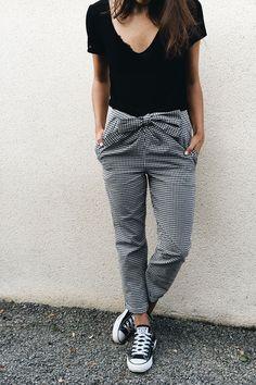Pantalon Jumpy - Ready to Sew - Ludivineem