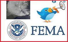 Twitter helps FEMA, Red Cross to respond to Hurricane Sandy