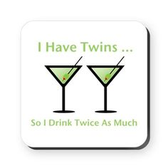 Shop I have twins, so I drink twic Rectangle Magnet designed by Scrappin' Twins. Custom Fridge Magnets, Printed Magnets, Image Cover, How To Have Twins, Love Of My Life, Novels, Letters, Humor, Drinks