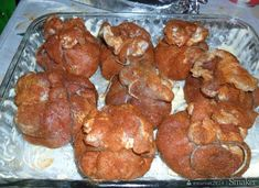 Sakiewki schabowe Sausage, Pork, Meat, Ethnic Recipes, Kale Stir Fry, Pigs, Sausages, Pork Chops, Hot Dog