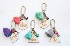 Awesome Etsy listing at https://www.etsy.com/pt/listing/223135863/hey-there-charm-and-quote-keychains