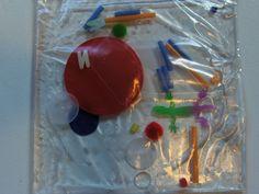 The Activity Mom: Baby Activity - Sensory Water Bag
