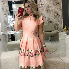 Lady Like, Trending Art, Summer Photography, Floral Style, Bridal Makeup, Cute Outfits, Vintage Fashion, Short Sleeve Dresses, My Style
