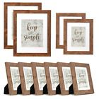26 PCS White Wood Multi Picture Collage Set Photo Frames Home Decor Wall Mounted | eBay Living Room Decor Photos, Multi Picture, Rainfall Shower, Shower Arm, Picture Cards, White Wood, Wall Mount, Frames, Collage