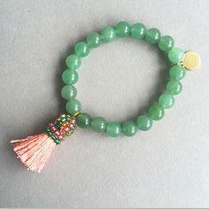© UN JE NE SAIS QUOI www.unjenesaisquoi.ch Lausanne, Tassels, Arm, Beaded Bracelets, Candy, Jewellery, Style, Accessories, Bijoux
