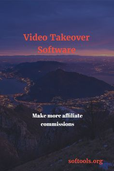 Video Takeover affiliate marketing software