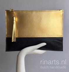 Een persoonlijke favoriet uit mijn Etsy shop https://www.etsy.com/nl/listing/526841506/leather-clutch-leather-zipper-pouch-in