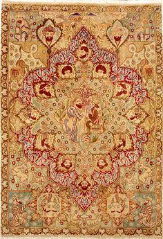 Khashmar Persian rug