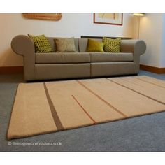 Pulse Two Rug - Striped Rugs