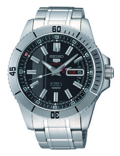 For 50 years, Seiko 5 has set the quality standard in affordable automatic watches. Affordable Automatic Watches, Seiko Watches, Casio Watch, Omega Watch, 50th, Sports, Accessories, Hs Sports, Sport