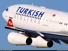 TC-JDK Turkish Airlines Airbus A340-311