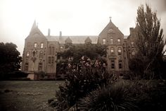 Abbotsford Convent.  Where Phryne goes to interview the nuns who are responsible for the laundry.