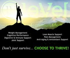 I LOVE MY THRIVE!! Try it for Free. Ask me how! http://mcdee.le-vel.com/experience