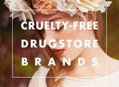 Cruelty-Free Drugstore Brands (Target, Walgreens, & More)