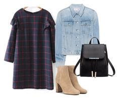 """""""Outfit #672"""" by naleland on Polyvore featuring moda, rag & bone i Yves Saint Laurent"""