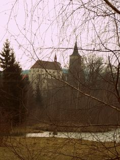 Monastery from a different perspective :) Sázava