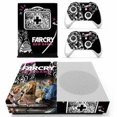 Turnyour Xbox One S console into a piece of art with one of our stick-on Xbox one S skins! EveryXbox one S skinis designed to suit each personal style. Xbox One S skins are made of high-quality material, incredibly easy to use, which improves the performance of gaming. We have thousands of high-quality products that had satisfied thousands of our customers. Increasing online shopping increases our hunger for high standards in Xbox one S decals quality. All you have to do is peel the decals fr S Console, Console Styling, Dawn News, Xbox One Skin, Ps4 Skins, Shops, Gamers Anime, Color Mixing, Custom Design