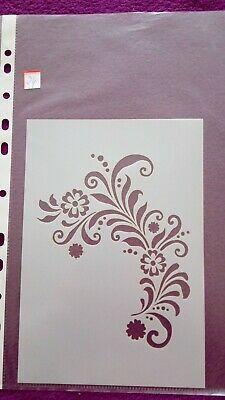 Heike Schafer Schablone A5 Neu Textil Basteln Gestaltung Textil Nr 24 Schablonen Schablone Schmetterling Basteln