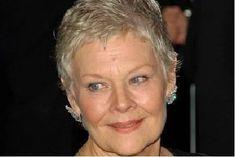 Dame Judi Dench is Graham's guest this Saturday night on BBC America. Judy Dench Hair, Judi Dench, Classy Women, Classy Lady, Bollywood Movie Trailer, Modern Feminism, Celebrity Stars, Celebrity Photography, Bbc America