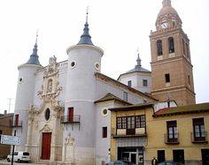 Valladolid Rueda - Iglesia de Nuestra Señora de la Asuncion