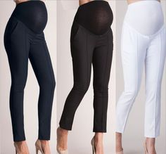 Maternity Pants For Pregnant Women Pregnancy Clothes Trousers Nursing Prop Belly Legging Pregnancy Clothing Overalls Pants New Maternity Work Clothes, Clothes For Pregnant Women, Cute Maternity Outfits, Maternity Leggings, Pregnancy Outfits, Maternity Wear, Maternity Fashion, Clothes For Women, Pregnancy Clothes