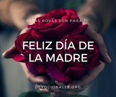 Día De La Madre: 7 Imágenes Con Mensajes Y Frases Maravillosos