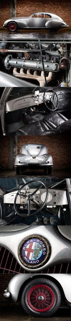 1939 Alfa Romeo 6C