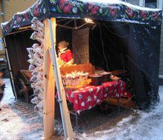 Vanhan Toivolan Pihan Joulumarkkinat