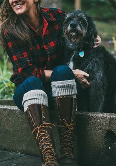 Bean Boot style at Camp Wandawega.  #LLBean #BeanBoots.  Photo by Daniel Davis