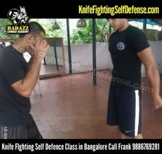 Photo July 29: Knife Fighting And Self Defense Class in Bangalore