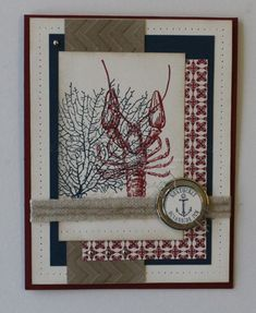 By the Tide by catrules - Cards and Paper Crafts at Splitcoaststampers