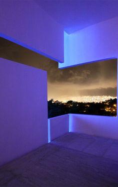 Iluminación de hoteles. Iluminación de pasillos. El Hotel Encanto en Acapulco; un trabajo de introspección de Miguel Ángel Aragonés. | diariodesign.com