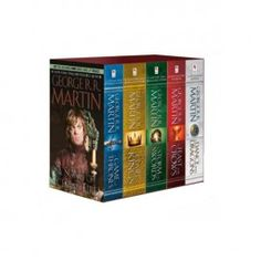 A Song Of Ice And Fire Set (Paperback) Book