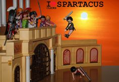 Lego Film, Spartacus, Broadway Shows, Tv, Playmobil, Television Set, Television