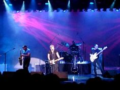 On the Dark Side (Live) - John Cafferty & the Beaver Brown Band ~ This song was used in the film EDDIE AND THE CRUISERS.