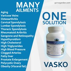 Many Ailments. One Solutions - VASKO
