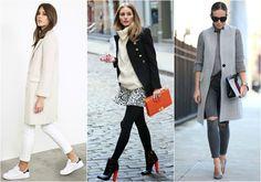 12 combinações para não perder tempo escolhendo roupa em dias frios e chuvosos