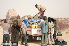 How to get to Timbuktu - my transportation from Gao - 22 hours